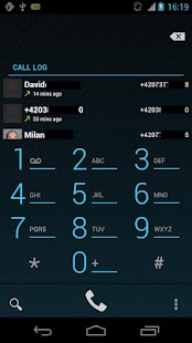 ICSDialer Plus Screenshot