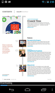 PCMA Convene Magazine- screenshot thumbnail