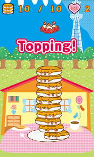 Lovely Pancakes-Hot ham Tower- screenshot thumbnail