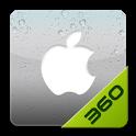iPhone - 360桌面主题 icon