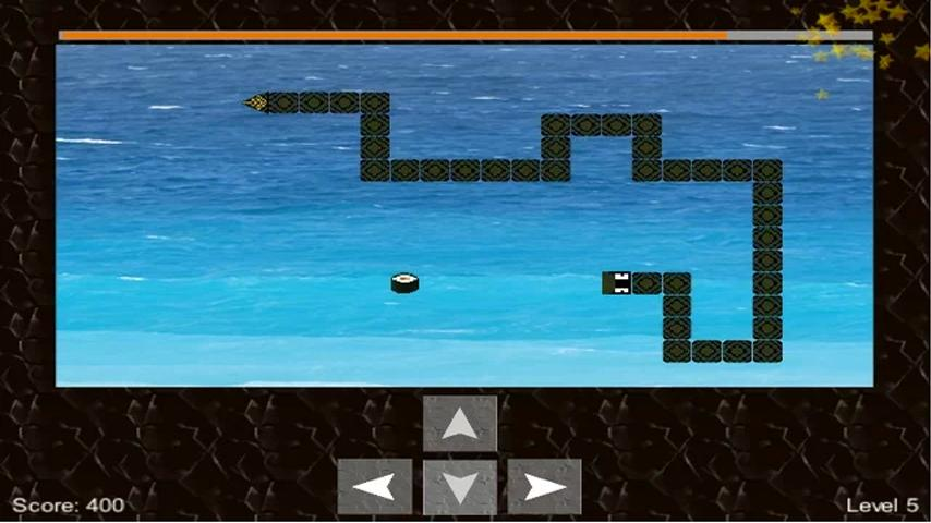 Snake Game- screenshot