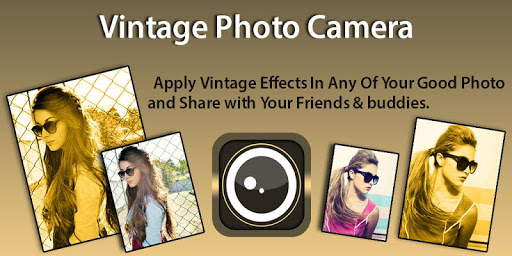 Retro Vintage Nostalgic Camera