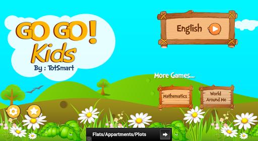 Go Go Kids - English