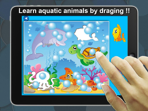 Kids Games Sticker Puzzles app