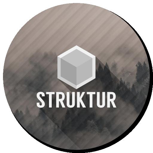 個人化必備App|Struktur Icon Pack LOGO-綠色工廠好玩App