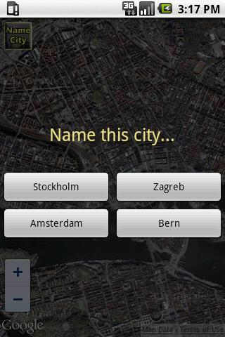 Satellite Quiz: Capital City L - screenshot