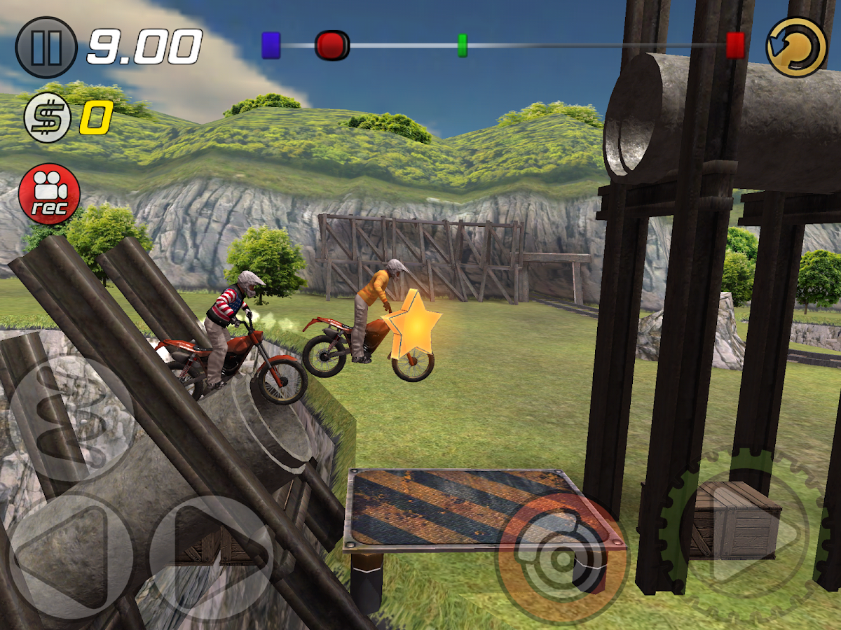 Bike Xtreme Game Trial Xtreme screenshot