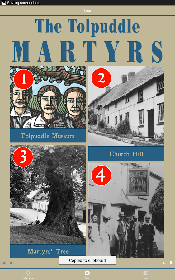 The Tolpuddle Martyrs- screenshot