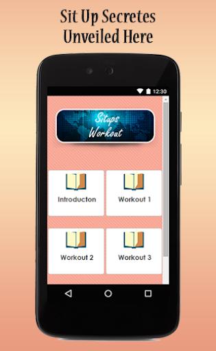 【免費健康App】Sit-ups Workout Guide-APP點子