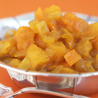 Bell Pepper and Dried Apricot Chutney