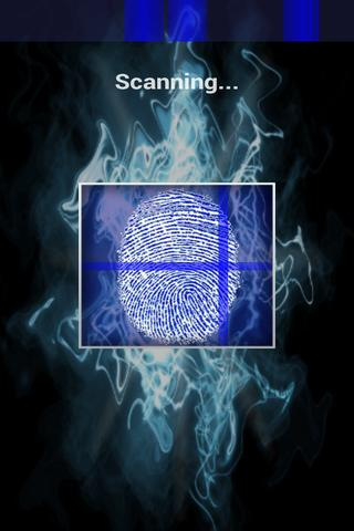 FingerPrint Lock - screenshot