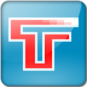 Tracky GPS navigation +compass logo