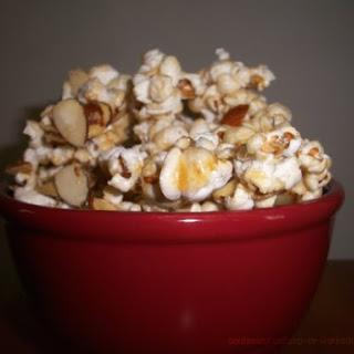 Vermont Maple Almond Popcorn