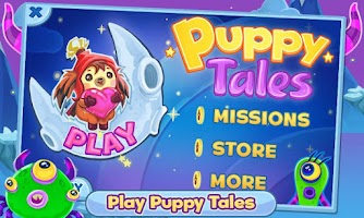 Screenshot of Puppy Tales