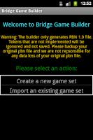 Screenshot of WeWeWeb Bridge (Free)