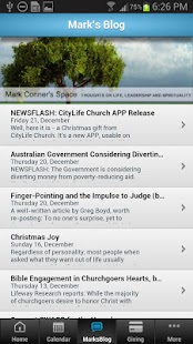 CityLife Church - screenshot thumbnail