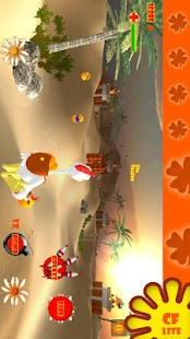 Chicken Fortress 3D Lite- screenshot thumbnail