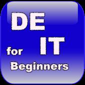 Vocabulary Trainer (DE/IT) Beg