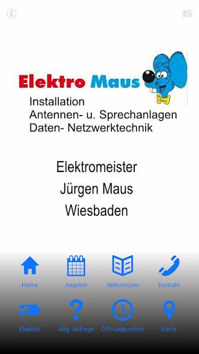 Elektro Maus