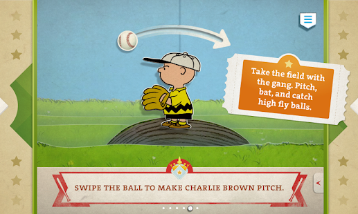 Charlie Brown's All Stars!- screenshot thumbnail