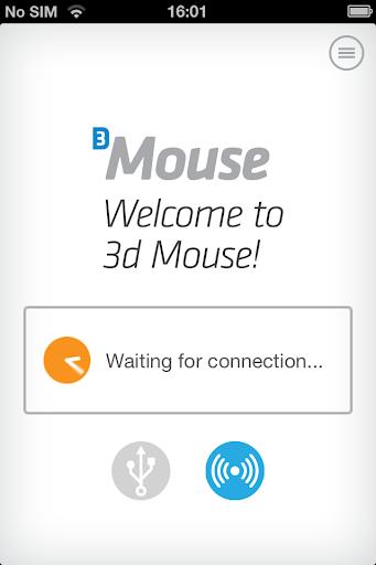 HelloVR 3D Mouse