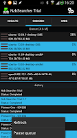 Screenshot of Nzb Searcher (Newznab)