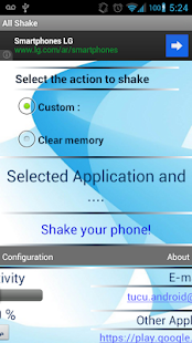 Shake Music FREE Screenshot 1
