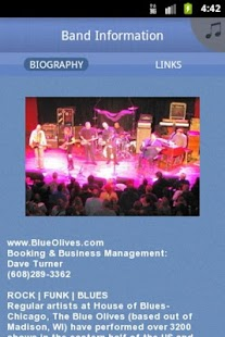 The Blue Olives - screenshot thumbnail