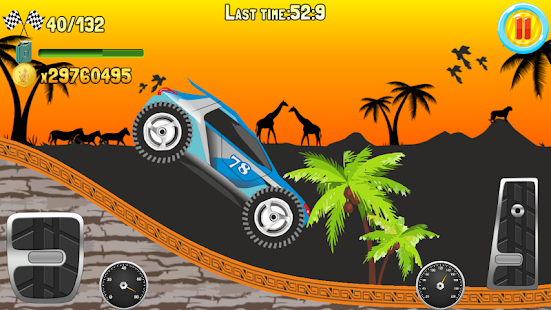 Hill Climb Truck Race screenshot 15