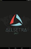 Screenshot of Allsetra B.V.