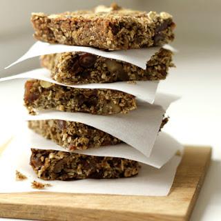 Hemp Protein Granola Bars.