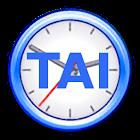 TAI Clock and Converter icon