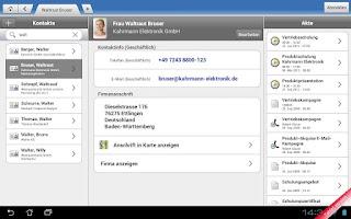Screenshot of CAS genesisWorld x3