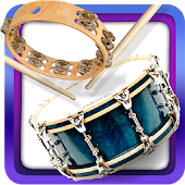 Real Drums Play ( Drum Kit )