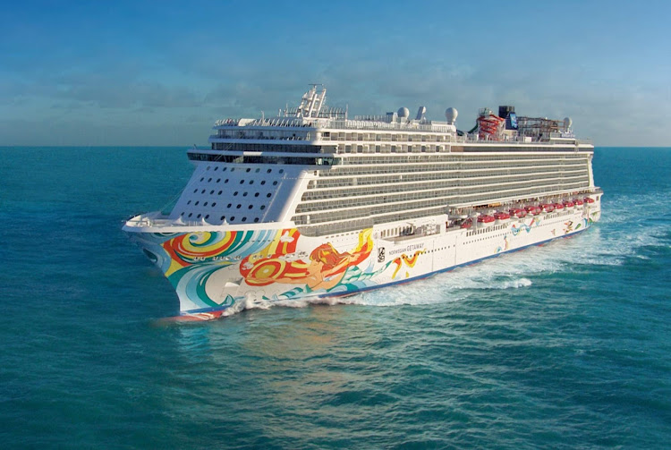 Norwegian Getaway cruises the Bahamas, Jamaica, Mexico and other popular destinations in the Eastern and Western Caribbean.