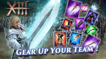 Screenshot of Legend of Heroes XIII