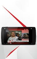 Screenshot of Vivall Streaming Video