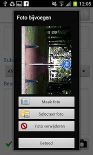 MijnGemeente APP- screenshot thumbnail