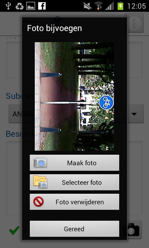MijnGemeente APP- screenshot