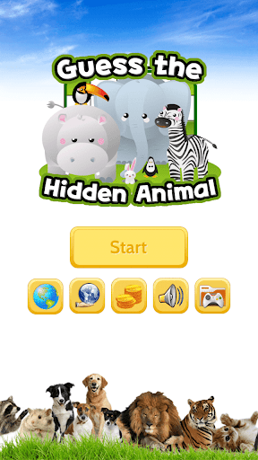 Guess the Hidden Animal