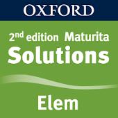 Maturita Solutions Elem VocApp