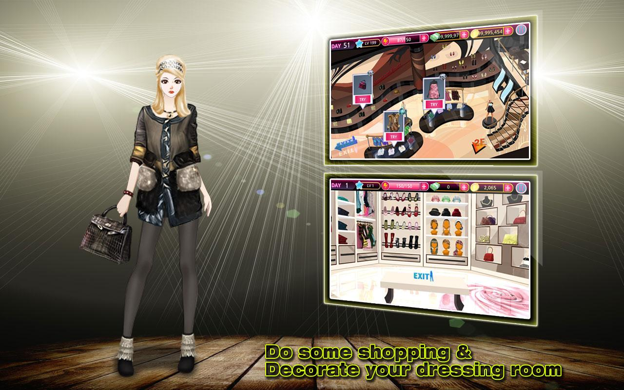 Fashion Master Friends - screenshot