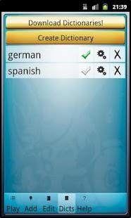 Ofo Vocabulary Trainer- screenshot thumbnail