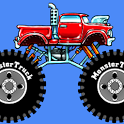 Fun Monster Truck Race 2 icon