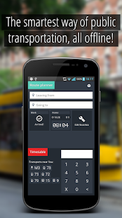 SmartCity Budapest Transport- screenshot thumbnail