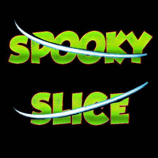 Spooky Slice LOGO-APP點子