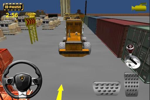 工廠停車場模擬 模擬 App-愛順發玩APP