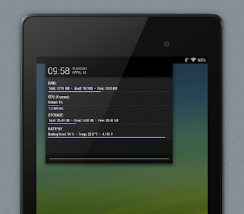 NotiSysinfo Pro - screenshot thumbnail