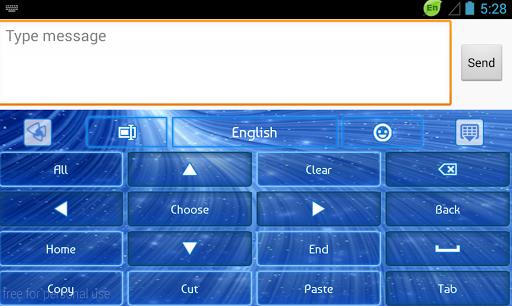 【免費娛樂App】GO输入蓝星-APP點子