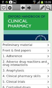 Oxford Handbook Clin Pharma 2e v1.9.2